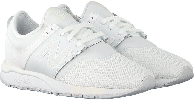 Witte NEW BALANCE Sneakers WRL247 WMN - large