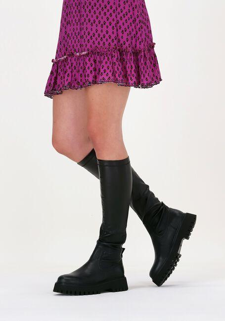 Zwarte BRONX Hoge laarzen GROOV-Y 14211  - large