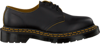 Zwarte DR MARTENS Veterschoenen 1461 DS  - medium