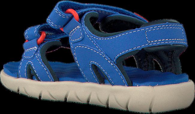 Blauwe TIMBERLAND Sandalen PERKINS ROW 2-STRAP  - large