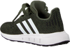 Groene ADIDAS Sneakers SWIFT RUN I - small
