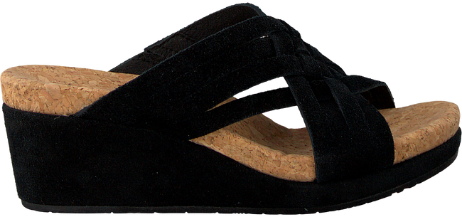 Zwarte UGG Slippers LILAH - large