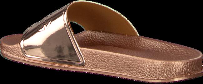 Roségouden BJORN BORG Slippers HARPER II METALLIC - large
