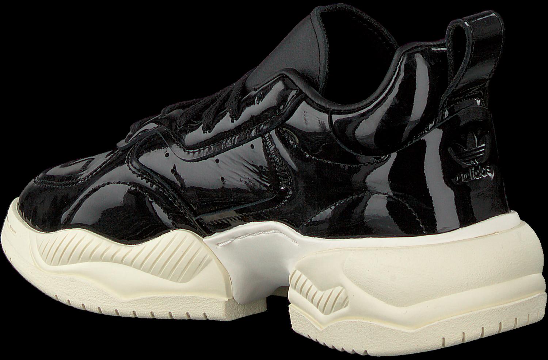 Zwarte ADIDAS Lage sneakers SUPERCOURT RX W | Omoda