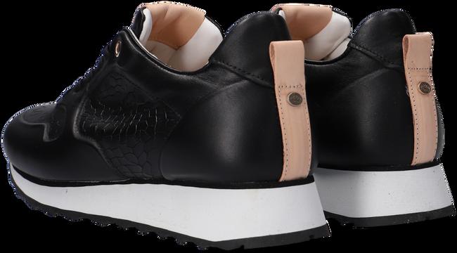 Zwarte FRED DE LA BRETONIERE Lage sneakers 101010201  - large