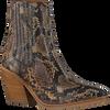Bruine VIA VAI Cowboylaarzen 5202079  - small