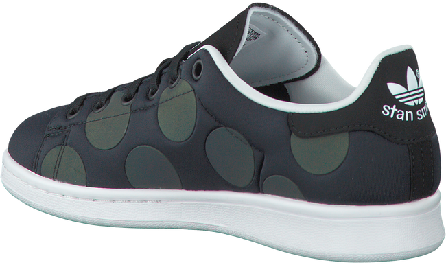 Zwarte ADIDAS Sneakers STAN SMITH KIDS  - large