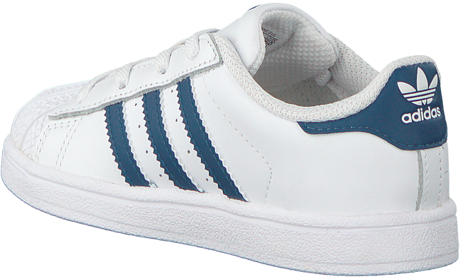 Witte ADIDAS Sneakers SUPERSTAR EL I  J - large