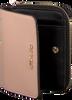 Roze CALVIN KLEIN Portemonnee ENFOLD MED ZIP W/FLAP  - small