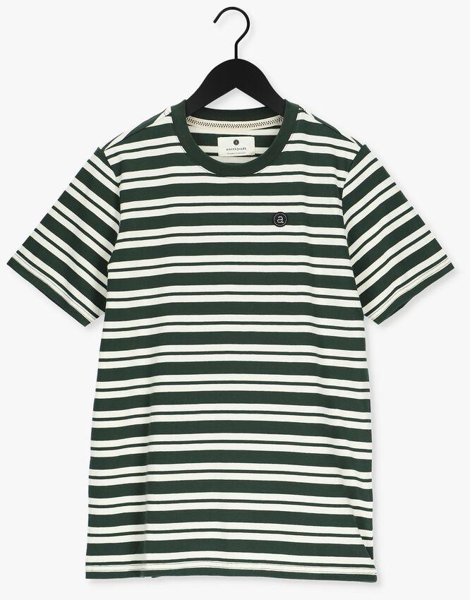 Groene ANERKJENDT T-shirt AKROD T-SHIRT - larger