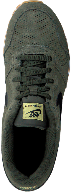 Zwarte NIKE Lage sneakers MD RUNNER 2 MEN  - large