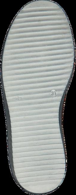 Bruine KOEL4KIDS Hoge sneaker KO896-AL-02  - large