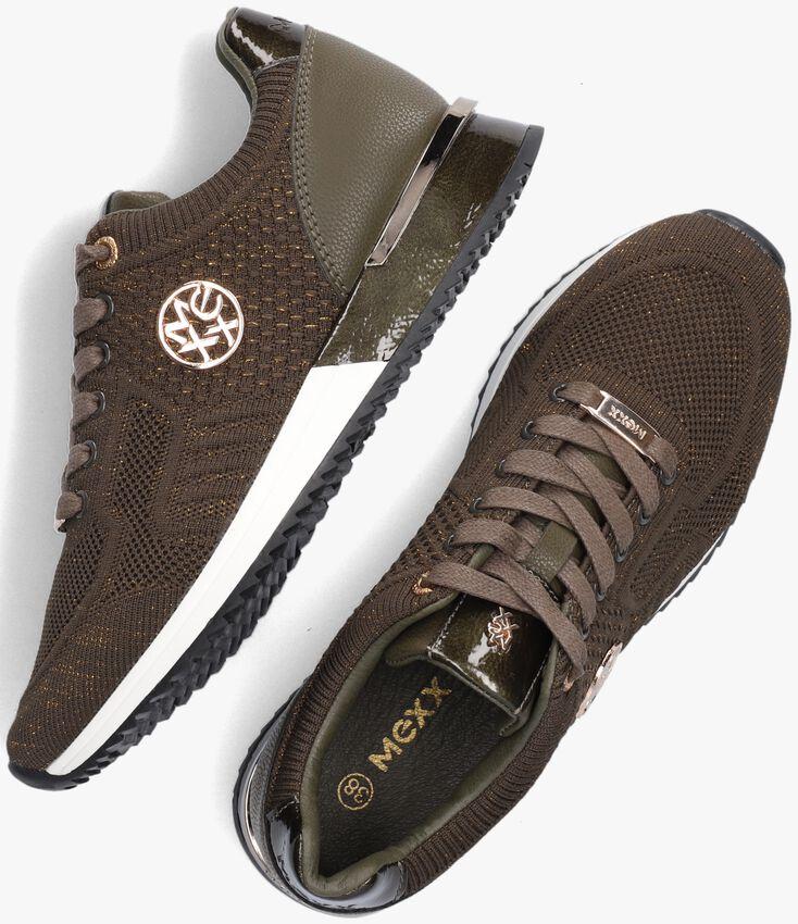 Groene MEXX Lage sneakers GITTE  - larger