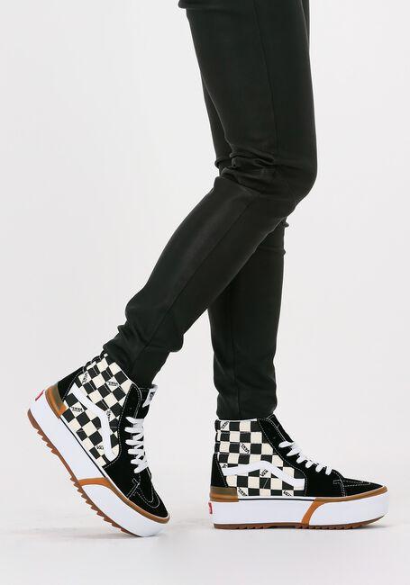 Zwarte VANS Hoge sneaker UA SK8-HI STACKED  - large