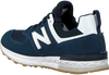Blauwe NEW BALANCE Sneakers GS574 - small
