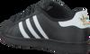 Zwarte ADIDAS Sneakers SUPERSTAR DAMES  - small