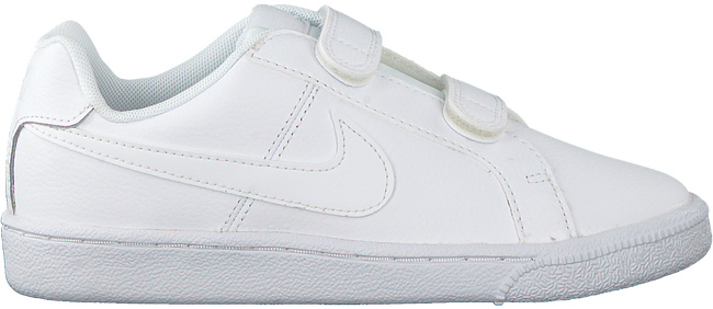 Witte NIKE Sneakers COURT ROYALE (PSV)  - large