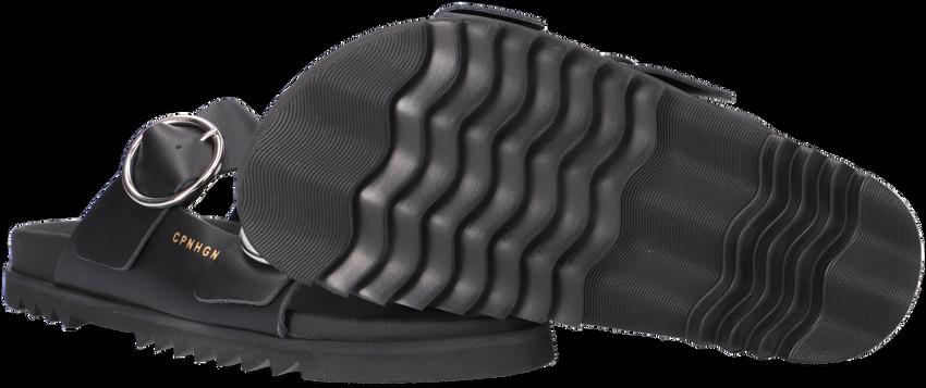 Zwarte COPENHAGEN STUDIOS Slippers CPH709  - larger