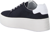 Blauwe TOMMY HILFIGER Sneakers FLATFORM  - small
