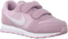 Paarse NIKE Lage sneakers MD RUNNER 2 PE (PS)  - small