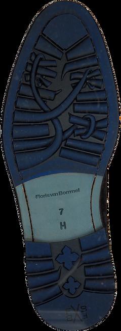 Bruine FLORIS VAN BOMMEL Veterschoenen 10203  - large
