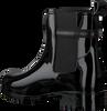 Zwarte TOMMY HILFIGER Regenlaarzen BLOCK BRANDING  - small