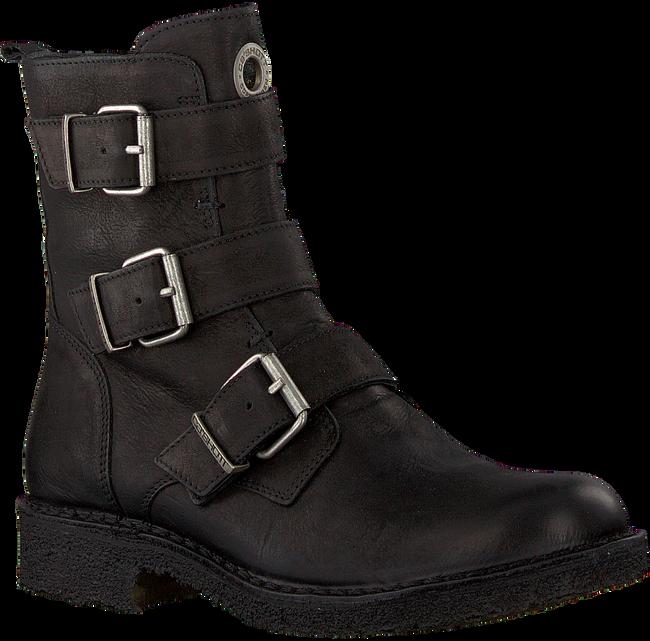 Zwarte CA'SHOTT Biker boots 22042  - large