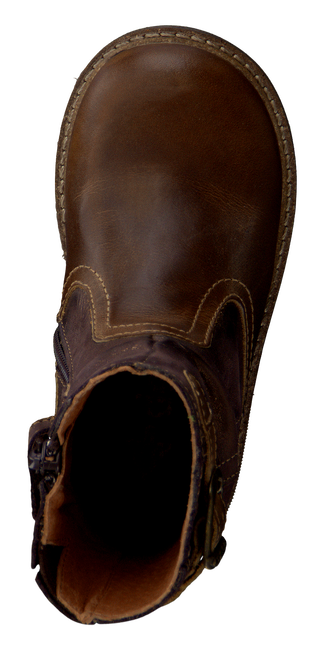 Bruine DEVELAB Lange laarzen 5432  - large
