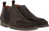 Grijze GREVE Chelsea boots TUFO  - small