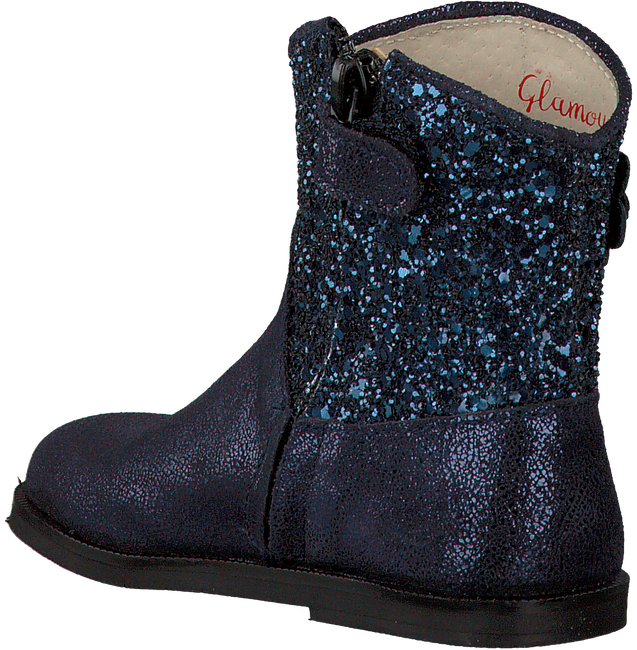 Blauwe SHOESME Lange laarzen BL7W068  - large