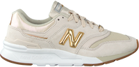 Beige NEW BALANCE Lage sneakers CW997  - medium
