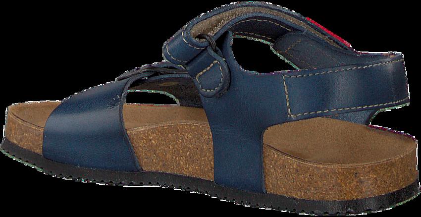 Blauwe RED-RAG Sandalen 19107 - larger