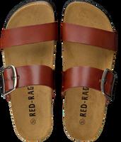 Cognac RED-RAG Slippers 78110  - medium