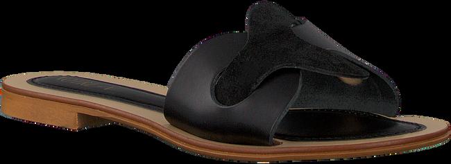 Zwarte NOTRE-V Slippers 18701  - large