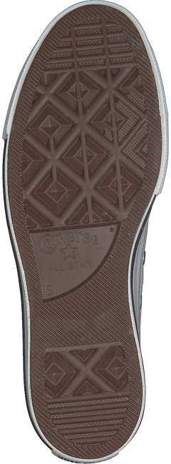 Grijze CONVERSE Sneakers CTAS LIFT OX MOUSE/WHITE/BLAC - large