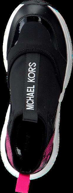 Zwarte MICHAEL KORS Lage sneakers WILLOW SLIP ON  - large