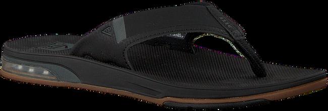 Zwarte REEF Slippers FANNING  - large