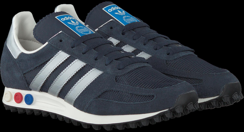 Blauwe ADIDAS Sneakers LA TRAINER OG HEREN Omoda.nl