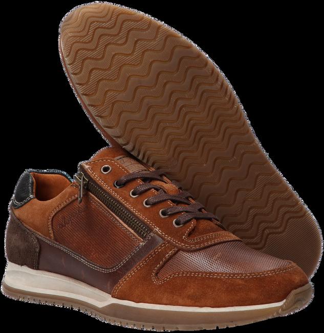 Cognac AUSTRALIAN Lage sneakers BROWNING - large
