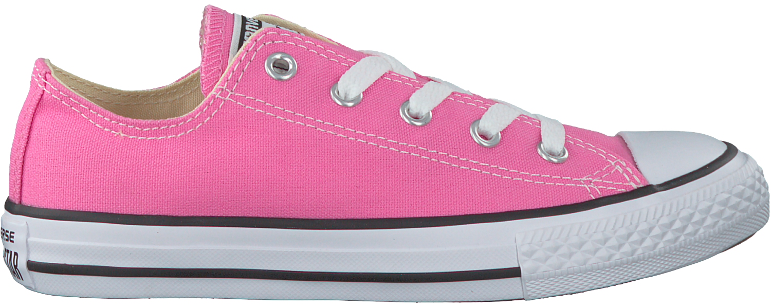efa6c64974d Roze CONVERSE Sneakers CHUCK TAYLOR ALL STAR OX KIDS - large. Next