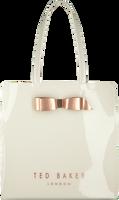 5667ee25d4b Witte TED BAKER Handtas ALMACON - medium