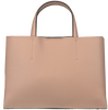 Roze CALVIN KLEIN Handtas SIDED MED TOTE  - small
