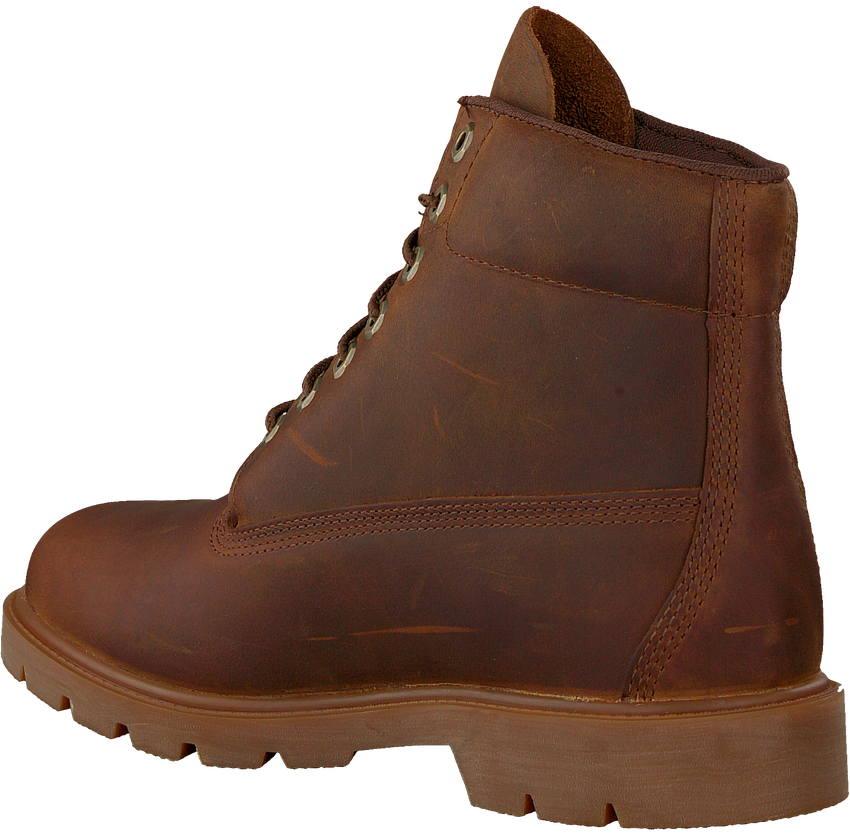 Bruine TIMBERLAND Veterboots 6INCH BASIC BOOT NONCONTRAST - larger