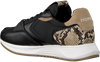 Zwarte THE HOFF BRAND Lage sneakers PEARL  - small