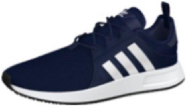 Blauwe ADIDAS Sneakers X PLR HEREN  - large