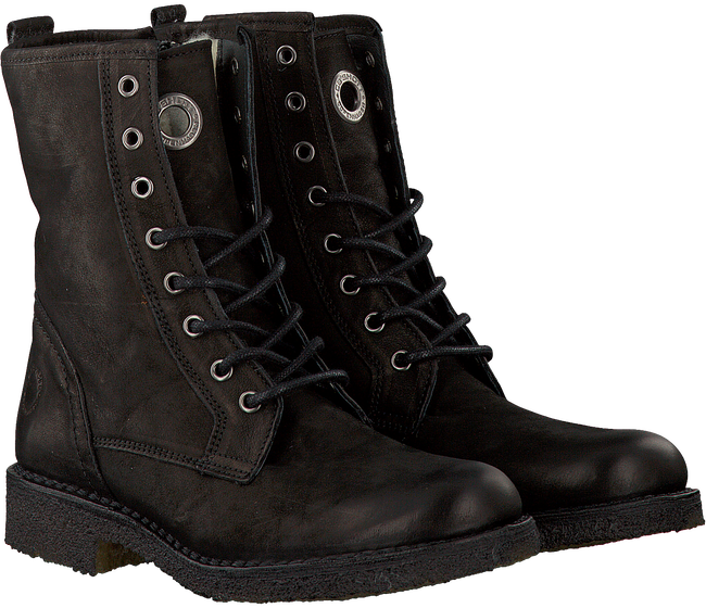 Zwarte CA'SHOTT Veterboots 18000  - large