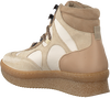 Beige TORAL Sneakers 12199  - small