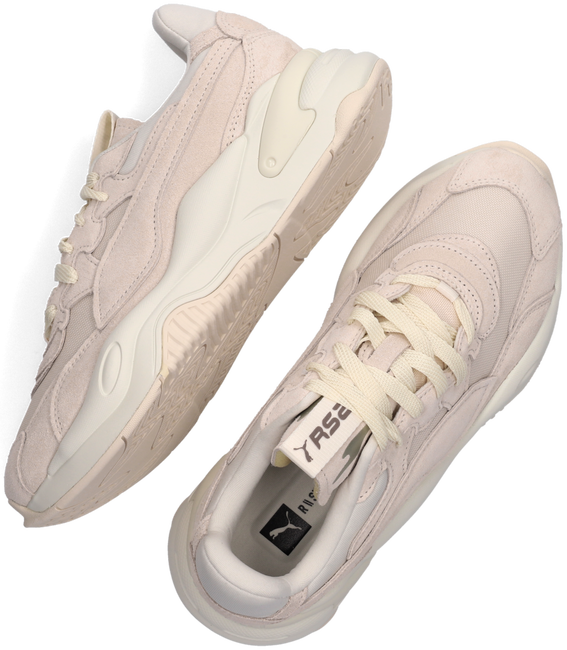 Beige PUMA Lage sneakers RS-2K BOLD NEUTRALS WN'S  - large