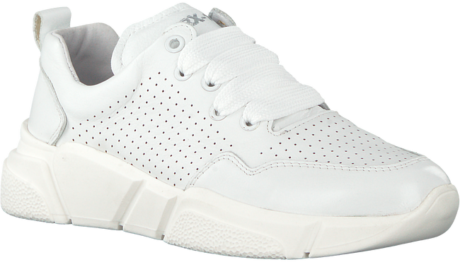 Witte BRONX Sneakers BVOYAGERX  - large