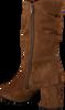 Cognac GABOR Lange laarzen 801.1  - small